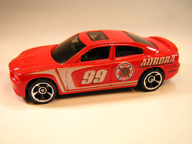 Dodge Charger Interior >> Hot Wheels '11 Dodge Charger R/T