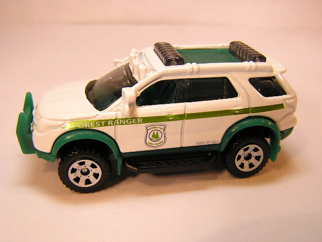 Matchbox MB118-A Ford Explorer